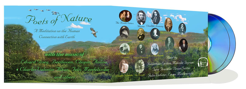 Poets of Nature Audio Box 2 CDS